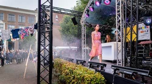 Dutch Sustainable Fashion Week Zwolle Landstede MBO